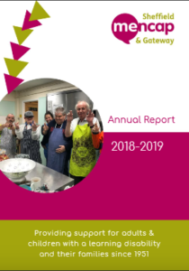 An image of the front cover of our annual report - click to download