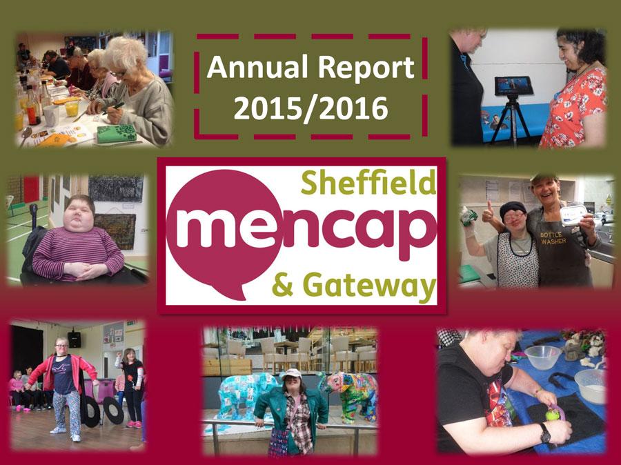 Sheffield Mencap & Gateway Annual Report
