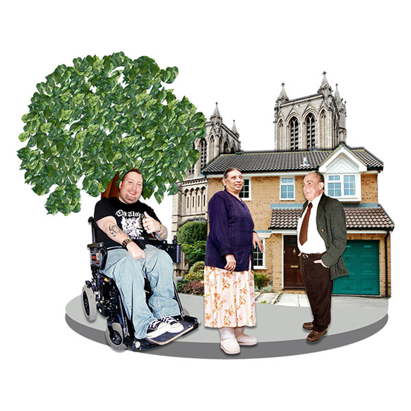 Sheffield Mencap & Gateway Out & About Scheme