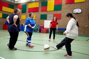 Sheffield Mencap & Gateway Activity