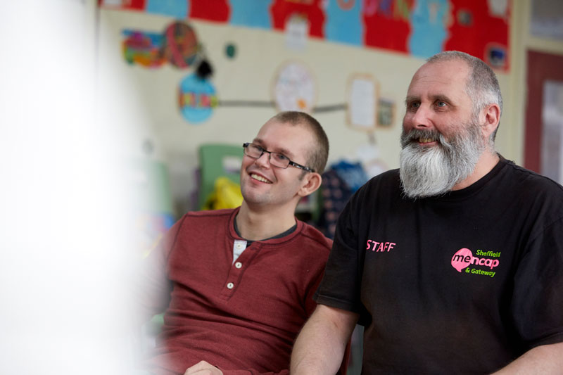 Sheffield Mencap & Gateway Day Services